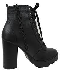 s boots with heels soda s combat lace up lug platform chunky block