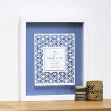 Best Wedding Present Personalised Wedding Gift Papercut Art