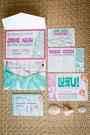 Do It Yourself Wedding Invitation Kits Wordings Exquisite Tropical Wedding Invitation Kits With Image