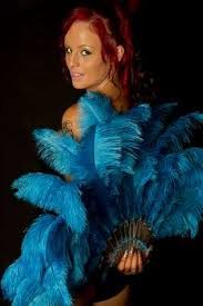 burlesque fans feather fans picture tag fantastique feather creations
