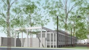 kaiser permanente receives design advice on lloyd district parking kaiser block 80 parking garage
