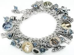 charm bracelet jewelry images Charm bracelet jewelry harry potter inspired alice in JPG