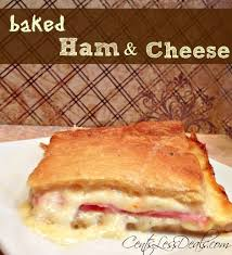 baked ham cheese sandwich for 2014 thanksgiving dinner food