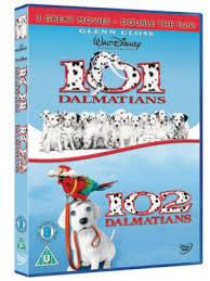 101 dalmatians 102 dalmatians dvd