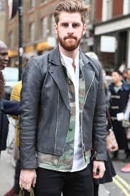 motorcycle style jacket street style leather jackets for men wardrobelooks com