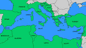 Map Of France And Italy by Greek Mythology Lessons Tes Teach
