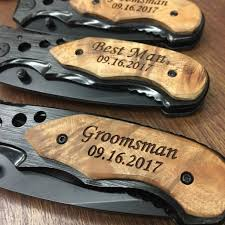 Monogrammed Pocket Knife Pocket Knife Pocket Knives Ushers And Bride Groom