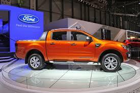 Ford Ranger Drag Truck - wind tunnel vision new ford ranger gets aero design