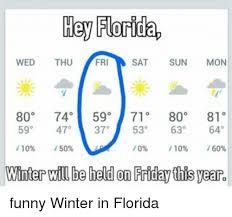 Florida Winter Meme - 25 best memes about winter in florida winter in florida memes