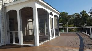Backyard Grill Chantilly screened rooms american exteriors u0026 masonry