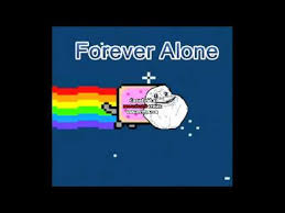 Nyan Cat Meme - forever alone nyan cat meme youtube