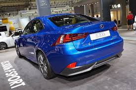 lexus f sport is300h car picker blue lexus is