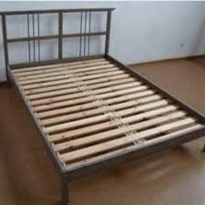 Rykene Bed Frame Find More Ikea Rykene Bed Frame Matching Nightstand For