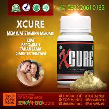 jual xcure suplemen herbal solusi impotensi obat kuat atasi