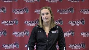 megan easton arcadia u0027s megan hupp on her first collegiate meet and goals for