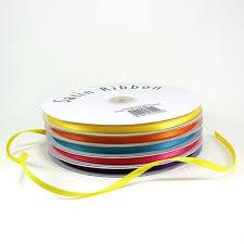 craft ribbon maple craft satin ribbons 1 4 spool of 100 yards satin