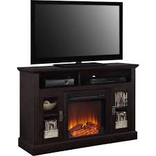 Entertainment Center With Electric Fireplace Fireplace Tv Stands Walmart Com