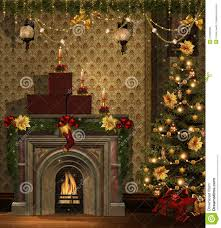 christmas colonial living room christmasr ideasrating for