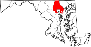 Md County Map File Map Of Maryland Highlighting Baltimore County Svg Wikipedia