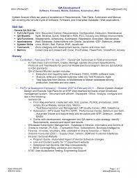 Qtp 2 Years Experience Resume Download Database Test Engineer Sample Resume