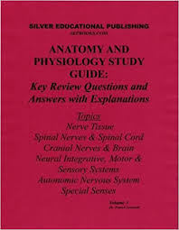Ans Anatomy And Physiology Anatomy And Physiology Study Guide Key Review Questions And