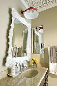 Ceiling Treatment Ideas by Salt Lake City Bathroom Mirror Ideas Eclectic With Ceiling