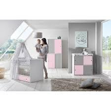 babyzimmer rosa grau schardt kinderzimmer clic rosa grau babymarkt de