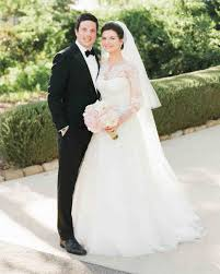 casey wilson and david caspe u0027s california wedding martha stewart
