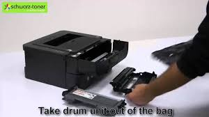 brother printer drum light brother hl 2250dn drum unit replacement user guide 7145c youtube
