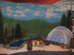 Camping Decorations 122 Best Vbs 2015 Camp Discovery Images On Pinterest Camping