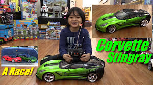 remote corvette rc cars 1 8 scale chevy corvette stingray remote