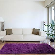 zipcode design jami high pile purple solid area rug u0026 reviews