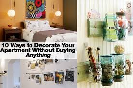 Decorating Hacks 68 10 Ways To Decorate Your Apartment Without Buying Anything Jpg