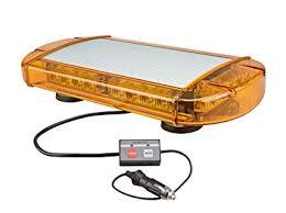 warning light bar amber amazon com wolo 3770m a outer limits gen 3 led low profile