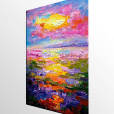 Livingroom Wall Art Living Room Wall Art Large Painting Abstract Landscape Painting
