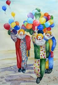 clown balloon l afficher l image d origine clowns