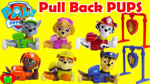 paw patrol pull pups rescue rocky surprises