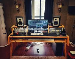 Recording Studio Desk Design by 2017 Fashion Foshan Design Furniture Music Studio Desk Music