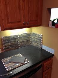 client project kitchen remodel progress through the front door