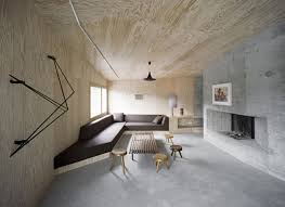 interior concrete walls solid concrete house architecture and minimalist interior design