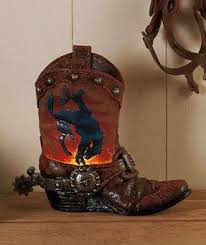 western horse table lamp foter