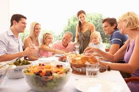 family dinners help cope with cyberbullying