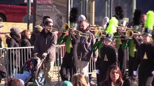 lindbergh high school marching band thanksgiving day parade