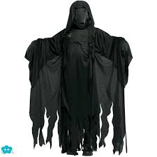 Boys Scary Halloween Costumes Dementor Harry Potter Infantil