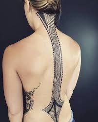 24 back tattoos that will send shivers your spine