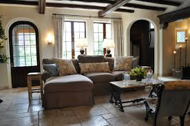 small room sofa bed ideas living room vintage family room design featuring brown fabric sofa