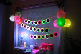 neon party supplies neon decorations ideas party birthday lentine marine 40372