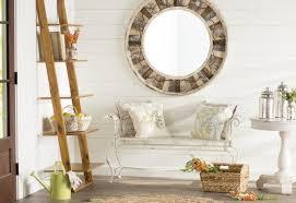 Leaning Shelf Bookcase Lark Manor 72