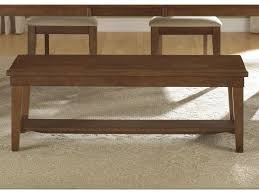 liberty furniture hearthstone dining bench novello home