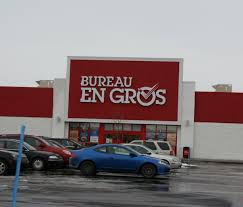 bureau en gros staples greater montreal area of bureau en gros